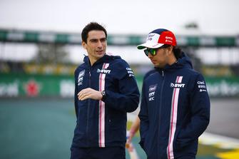 Ознакомление с трассой: Серхио Перес, Racing Point Force India F1