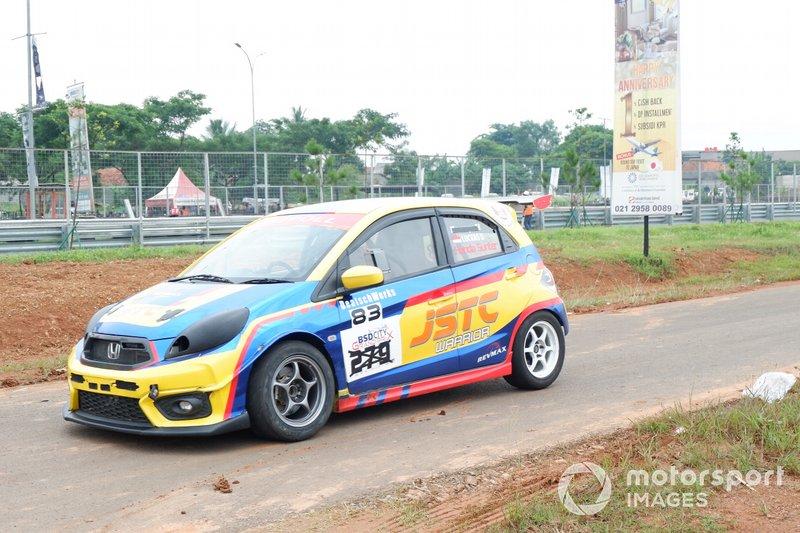 Luckas Dwinanda, Gazzpoll Racing Team