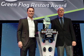 American Ethanol Green Flag Restart Award: Kevin Harvick, Stewart-Haas Racing