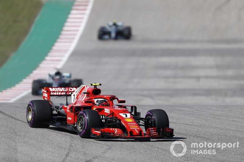 Kimi Raikkonen – volta 17