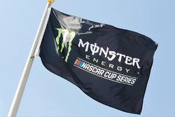 Monster Energy vlag