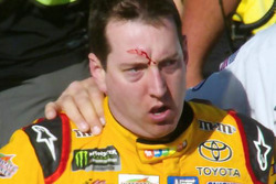 Кайл Буш, Joe Gibbs Racing Toyota, після бійки