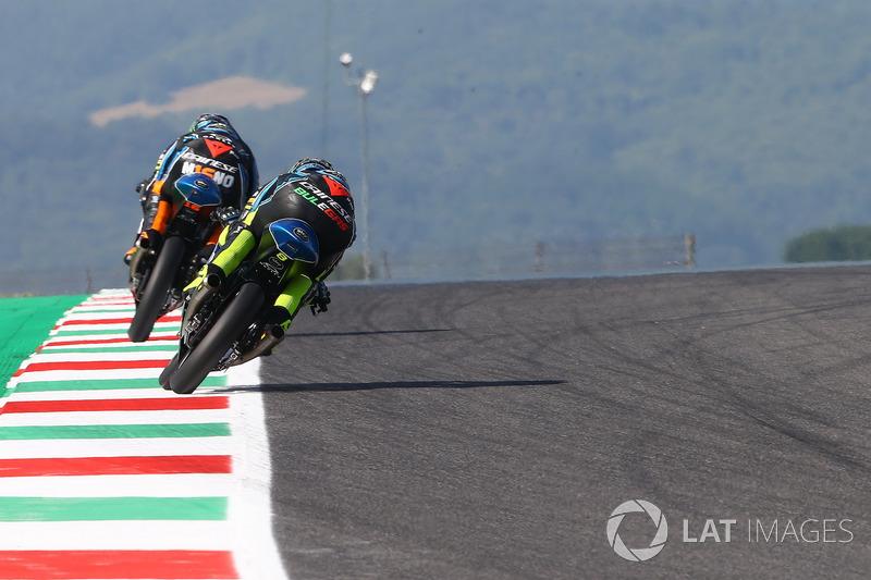 Andrea Migno, Sky Racing Team VR46, Nicolo Bulega, Sky Racing Team VR46