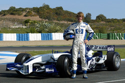 Sebastian Vettel, Williams