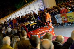 Luca Pedersoli, Citoren C4 WRC