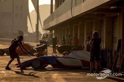 GP3-Test in Abu Dhabi, November