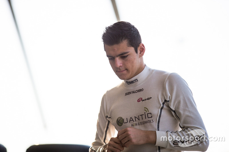 Julian Falchero, Campos Racing