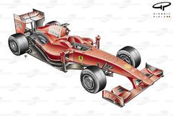 Ferrari F60 (660) 2009 overview