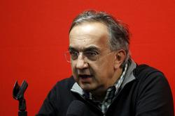 Conferenza stampa: Sergio Marchionne, Presidente Ferrari