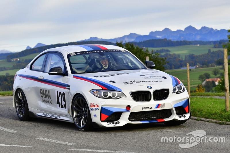 Albin Mächler, BMW M2, ACS