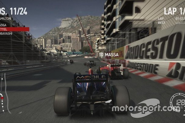 Monako, F1 2010