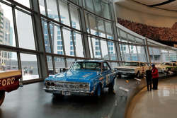Atmosphere at the NASCAR Hall of Fame