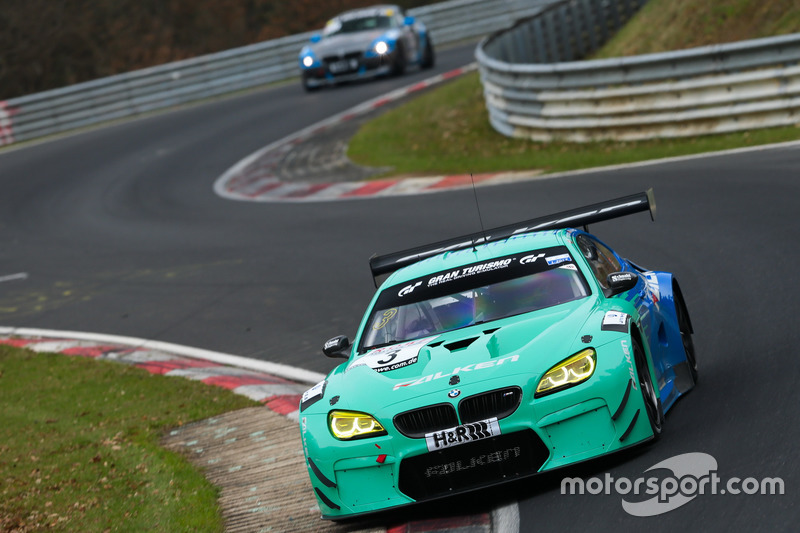 Alexandre Imperatori, Marco Seefried, Team Falken Motorsport, BMW M6 GT3