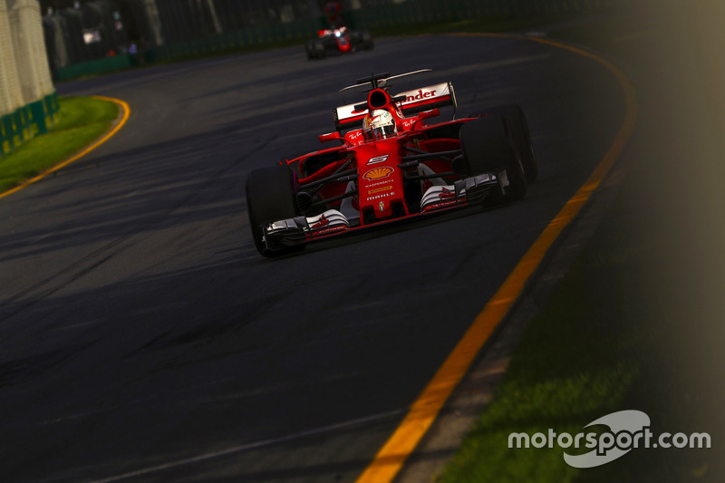 Пробуксовка Ferrari