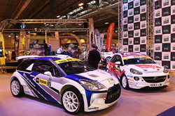 The Wales Rally GB display