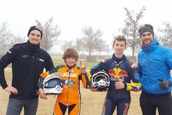Чаз Девіс, Aruba It.Racing- Ducati, Микита Калінін, Team Motoxracing, Леон Кам'єр, MV Agusta Reparto Corse