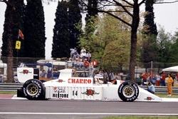 Pascal Fabre, AGS JH22 Ford