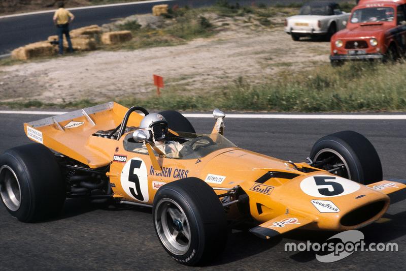 1969-1971: McLaren-Ford M7C