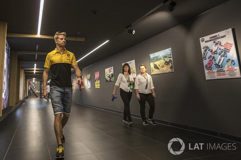 Ніко Хюлькенберг, Renault Sport F1 Team