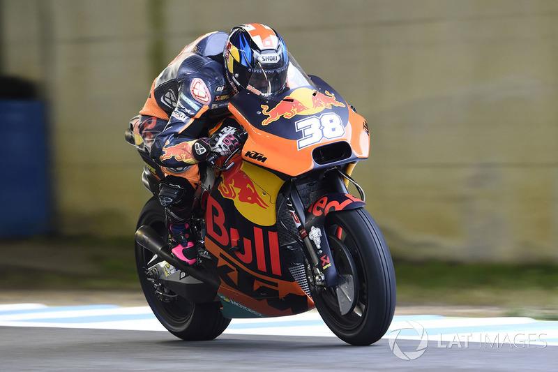 17. Bradley Smith, Red Bull KTM Factory Racing