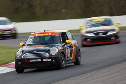 #30 Mini Cooper: Travis Washay