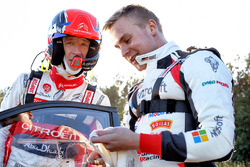 Кріс Мік, Citroën World Rally Team, Есапекка Лаппі, Toyota Racing