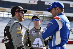 Dale Earnhardt Jr., JR Motorsports Chevrolet, William Byron, JR Motorsports Chevrolet ve Elliott Sadler, JR Motorsports Chevrolet