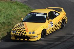 Giuliano Piccinato, Honda Integra, Ecurie Basilisk