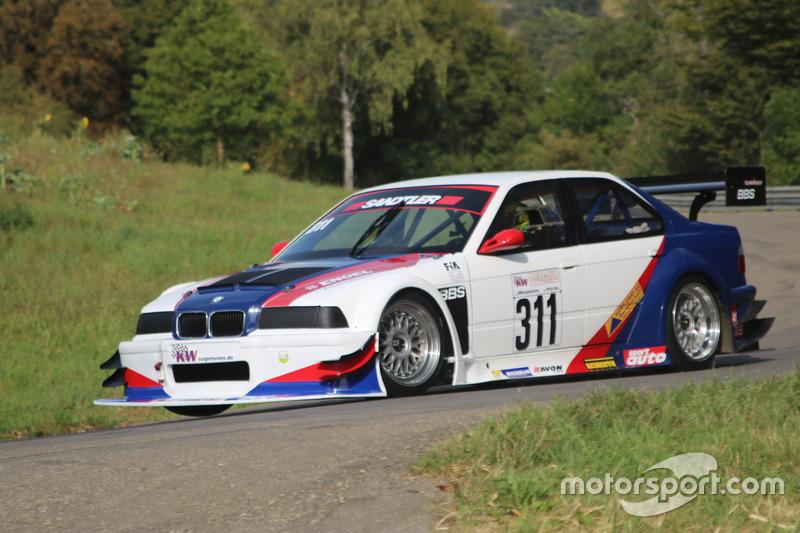 Martin Bürki, BMW 318 STW, MB Motorsport