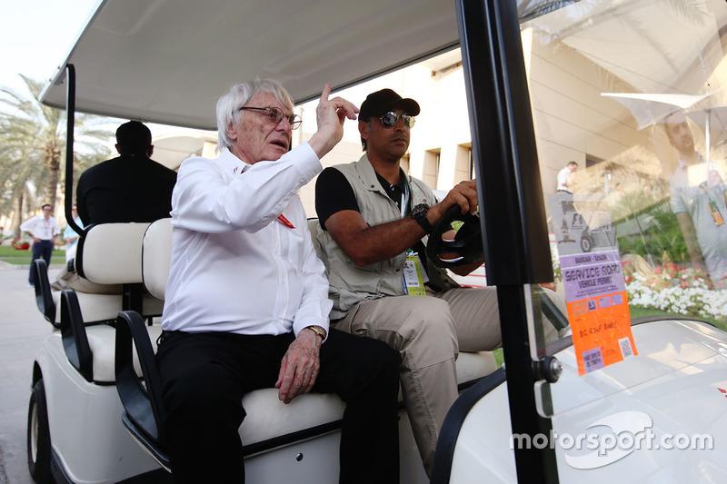 Экклстоун наконец дал организаторам крайний срок для решения вопроса о гонке – 3 июня