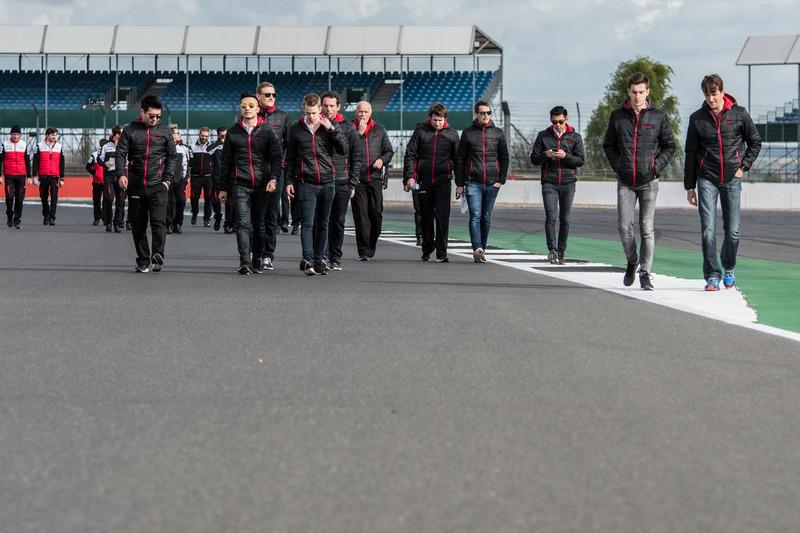 Trackwalk: DC Racing Oreca