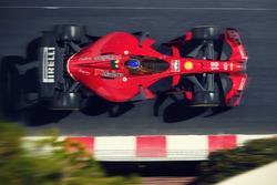 Ferrari 2025 fantasy F1 concept