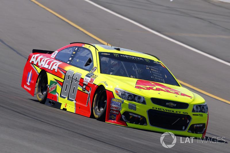 5-е место: Дейл Эрнхардт-мл, NASCAR
