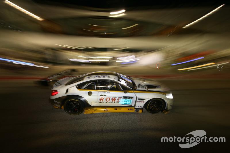 #99 Rowe Racing, BMW M6 GT3: Philipp Eng, Tom Blomqvist
