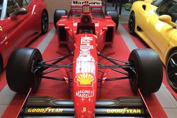 Ferrari F310B alla Migros di Sant'Antonino