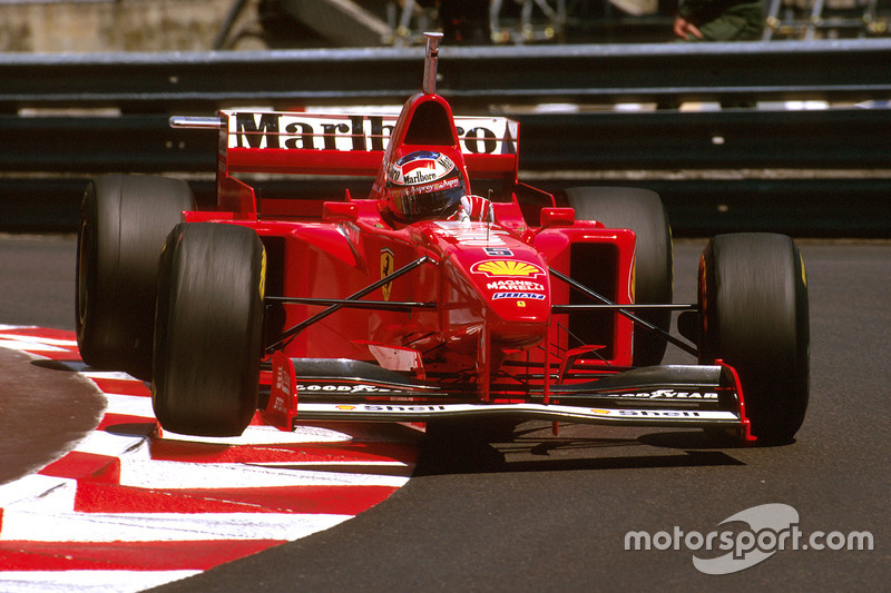 GP de Mónaco 1997