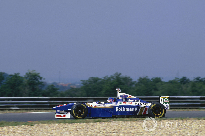 Williams 1997: Jacques Villeneuve, Williams FW19