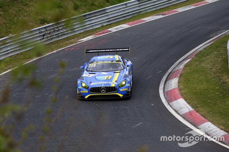#3 Black Falcon, Mercedes-AMG GT3
