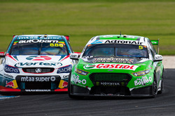 Mark Winterbottom, Prodrive Racing Australia Ford, Craig Lowndes, Triple Eight Race Engineering Holden