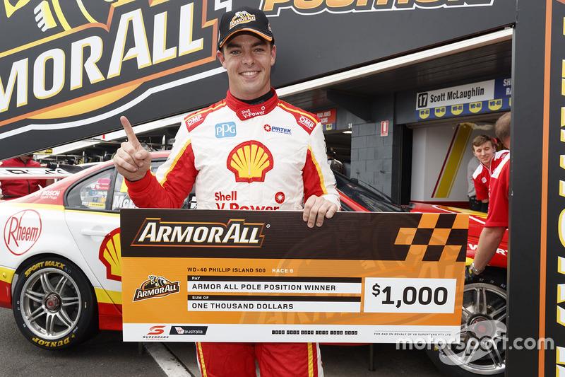Scott McLaughlin, Team Penske Ford