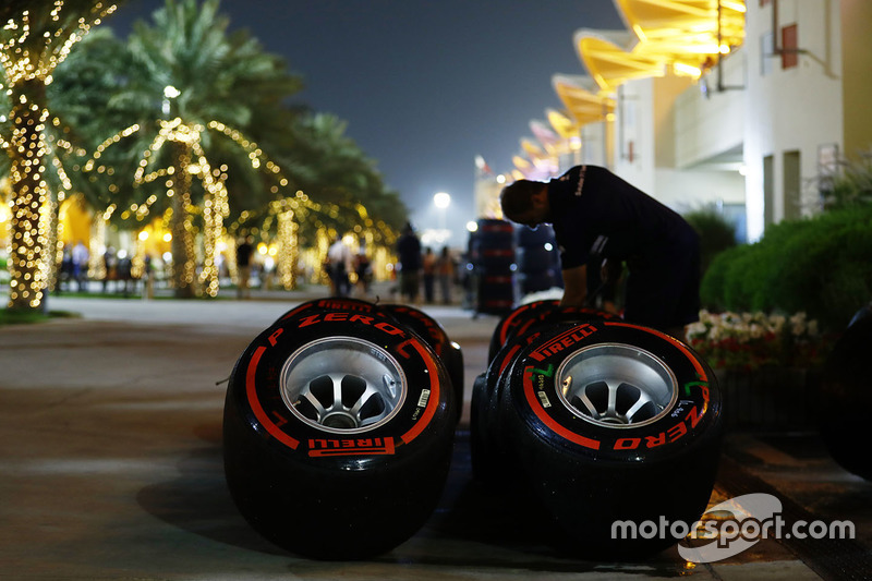 Neumáticos Pirelli Super suave