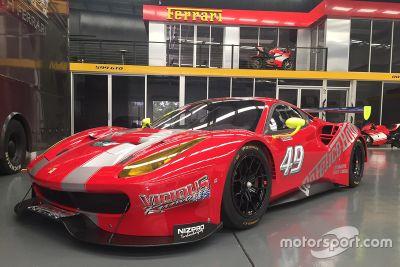 Präsentation: Vicious Rumours, Ferrari