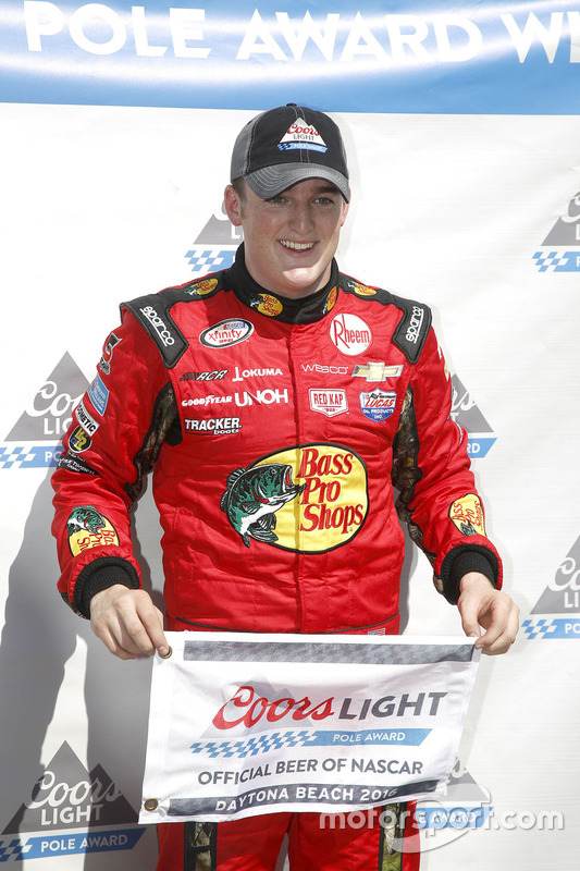 Polesitter Ty Dillon, Richard Childress Racing Chevrolet