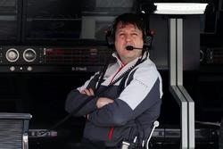 Dave O'Neill, Haas F1 Team Team Manager