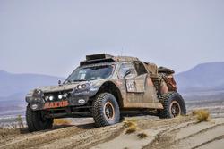 Том Коронель и Тим Коронель, Maxxis Dakar Team Powered by Eurol, Jefferies Dakar Rally (№347)