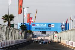 Sébastien Buemi, Renault e.Dams, at the start
