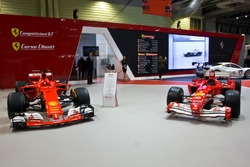 Автомобиль Ferrari Формулы 1