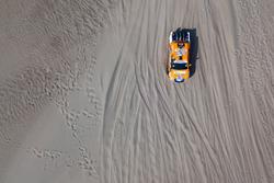 Хесус Кальеха и Хауме Арегаль, Jesus Calleja Team, Jeep Proto Jaton Racing (№391)