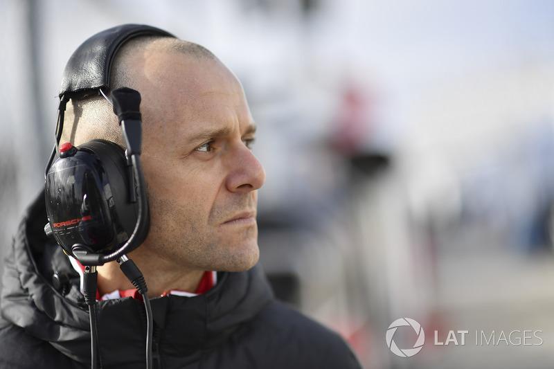 Бывшие пилоты Формулы 1: Джанмария Бруни