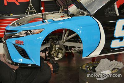 Gaunt Brothers Racing, preparazione per la Daytona 500